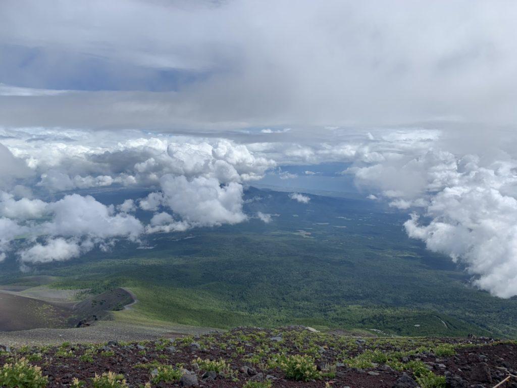 富士山絶景